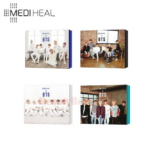 MEDIHEAL BTS Mask sheets with Photocard Special Set [BTS Edition] ,MEDIHEAL